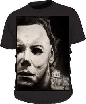 Koszulka z nadrukiem 260973
