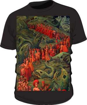 Koszulka z nadrukiem 261067