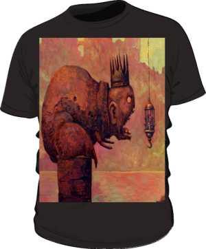Koszulka z nadrukiem 261068