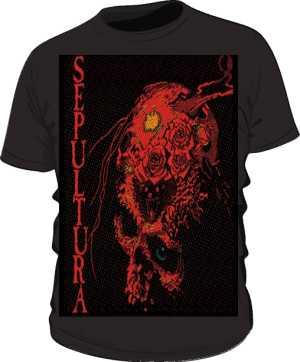 Koszulka z nadrukiem 261592