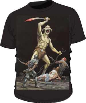 Koszulka z nadrukiem 261852