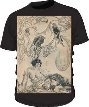 Koszulka z nadrukiem 261854