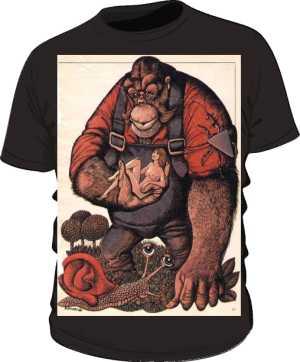 Koszulka z nadrukiem 261859