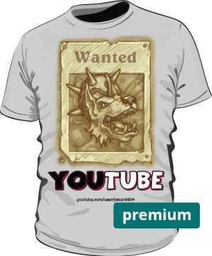 Wanted w stylu hearthstone
