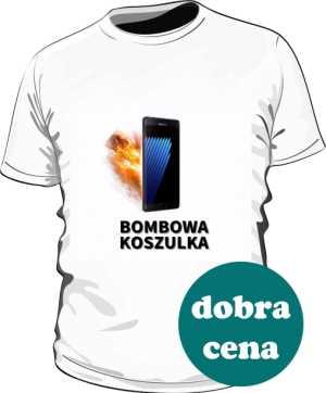 Bombowa Koszulka