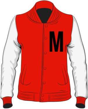 Bluza McKinley High Glee