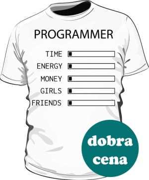 Statystyki programisty