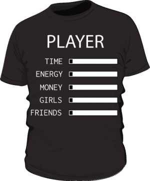 Statystyki gracza