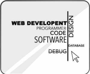 Chmura tagów programisty
