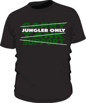 Jungler only