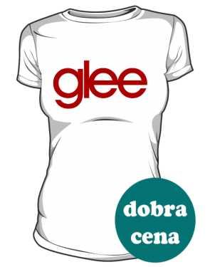 Koszulka Glee damska