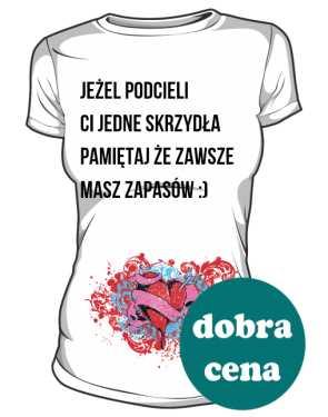 Koszulka z nadrukiem 279065