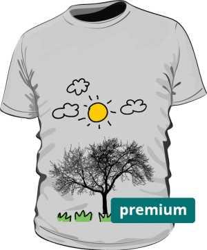 Koszulka z nadrukiem 279719