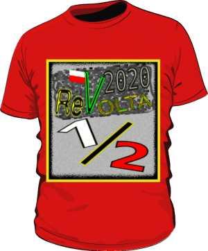 ReVolta2020 shirt