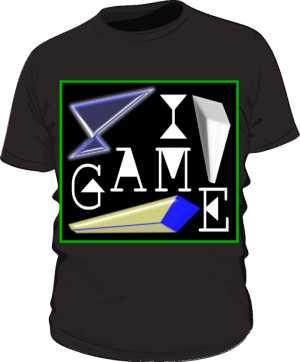 IamGame shirt
