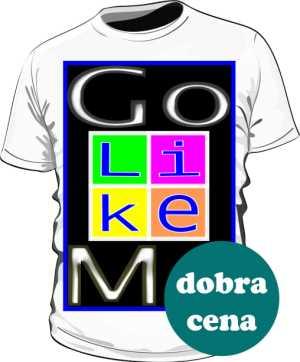 GoLikeMe shirt