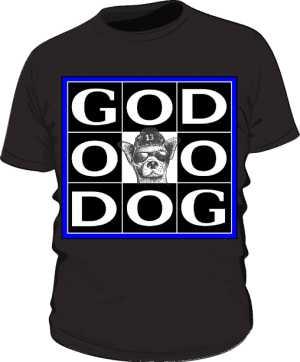GoDog shirt