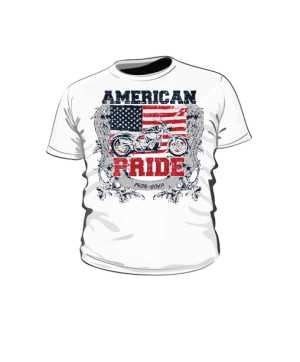 American Pride Koszulka Dziecięca