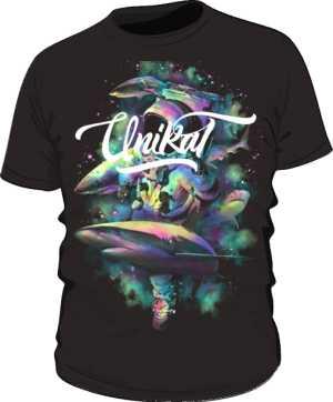 Koszulka z nadrukiem 286452