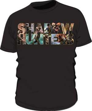 Bluzka męska Shadowhunters