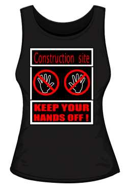 ConstructionSite shirt