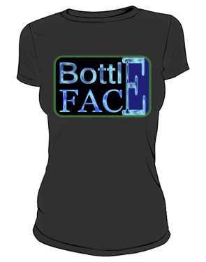BottleFace shirt