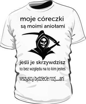 Koszulka z nadrukiem 289179