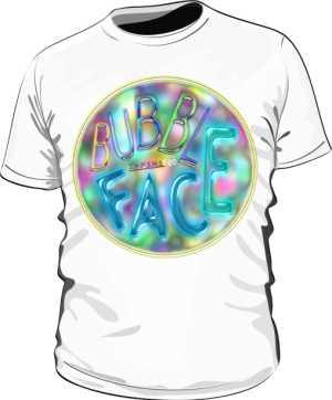 BubleFace shirt