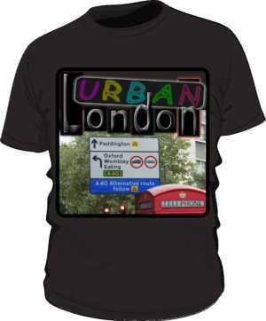 UrbanLondon shirt