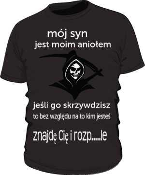 Koszulka z nadrukiem 291068