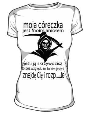 Koszulka z nadrukiem 291072