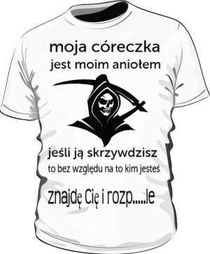 Koszulka z nadrukiem 291076