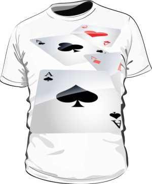 koszulka poker