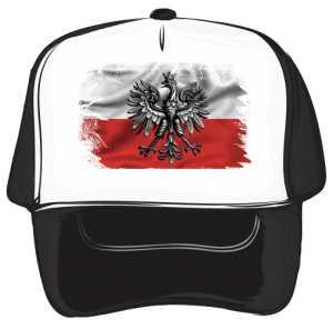 czapka orzel bialy