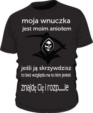 Koszulka z nadrukiem 291698