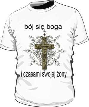 Koszulka z nadrukiem 291714