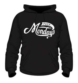 I hate mondays bluza