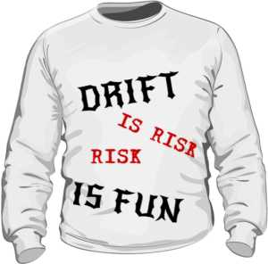 Drift Is Risk męska
