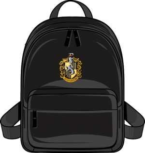 Plecak Harry Potter Hufflepuff