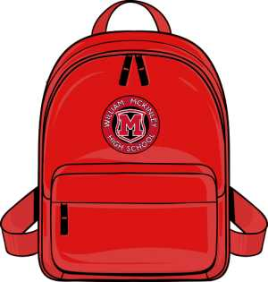 Plecak Glee