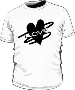 Koszulka z nadrukiem 298354