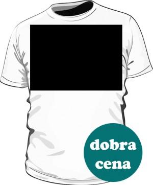 Koszulka męska I love XIV LO biała