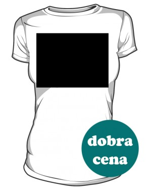 Koszulka damska I love XIV LO biała