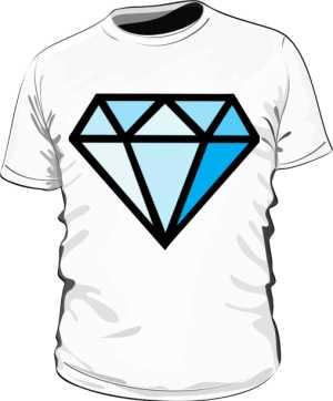 Koszulka z nadrukiem 298611