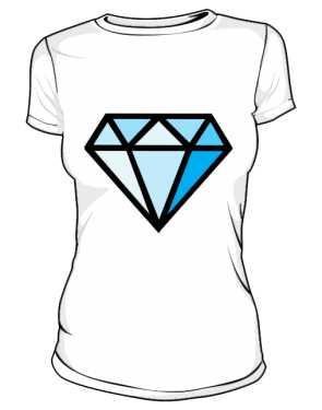 Koszulka z nadrukiem 298612