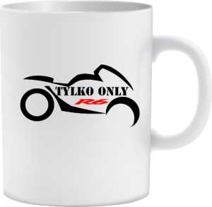 Koszulka logo Tylko r6 only r6