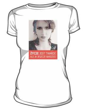 Koszulka Fana dla niej