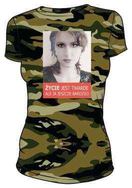 Koszulka Fana Moro damska