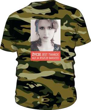 Koszulka Fana Moro męska