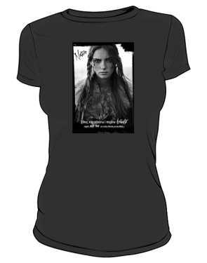 Silna kobieta Native T shirt